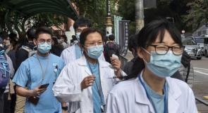 """الصين: ارتفاع وفيات """"كورونا"""" إلى 2345"""