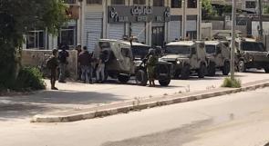 جيش الاحتلال يقتحم بلدة قفين