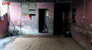 أكثر من ثلاثين شخصا يعيشون داخل منزل آيل للسقوط في غزة.. عائلة الأقرع تناشد عبر وطن لمساعدتها
