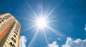ارتفاع على درجات الحرارة غدا وبعد غد