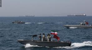 """إيران عن السفينتين """"المنكوبتين"""" بخليج عُمان: إحداها غادرت السعودية وأنقذنا 44 بحارا"""