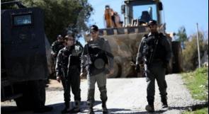 بيت لحم: الاحتلال يخطر بهدم منزلين مأهولين