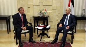 الحمد الله يبحث مع رئيس بعثة الشرطة الاوروبية في فلسطين تعزيز التعاون المشترك