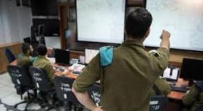 الاحتلال ينصب غرفة مراقبة على أراضي قرية التوانة جنوب الخليل