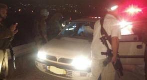 الاعلام العبري يزعم: اطلاق نار على سيارة مستوطن جنوب قلقيلية
