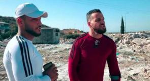 """""""الضمير"""" ينتج فيلما يوثق الإنتهاكات الاسرائيلية التي تتعرض لها قرية عزون شرق قلقيلية"""