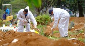 البرازيل تسجل ارتفاعا حادا في الإصابات والوفيات اليومية بكورونا