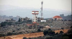 جيش الإحتلال يحذر سكان قريتين لبنانيتين