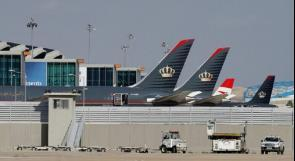 الأردن: عودة المطارات للعمل على 3 مراحل اعتبارا من نهاية الشهر الجاري