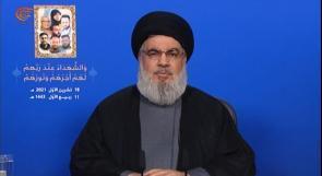 نصر الله: أكبر تهديد للمسيحيين في لبنان هو حزب القوات اللبنانية وهدفه الحرب الأهلية