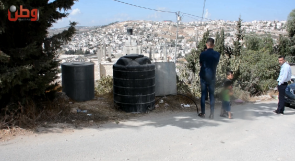 قرية شيوخ العروب بدون مياه ومواطنوها يناشدون عبر وطن بإنهاء معاناتهم