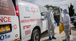 1,319 إصابة جديدة بكورونا في دولة الاحتلال
