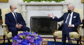 """بايدن جدد التزام واشنطن بـ""""التفاهمات الإستراتيجية"""" حول النووي الإسرائيلي"""