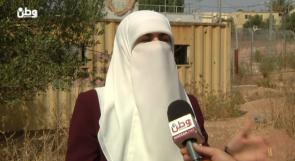 """زوجة خضر عدنان تحذر عبر """"وطن"""" من استشهاده بأي لحظة"""