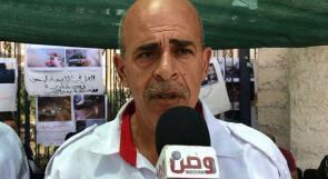 ضباط الإسعاف في الهلال لوطن: مستمرون في اعتصامنا لحين الاستجابة لمطالبنا