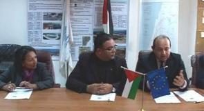 السلطة توقع اتفاقية لإنشاء اول محطة تحلية في غزة