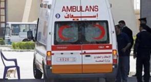 اصابة ثلاثة اطفال جراء انفجار جسم من مخلفات الاحتلال بغزة