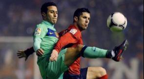 برشلونة يجدد فوزه على أوساسونا وكلاسيكو جديد الاسبوع المقبل