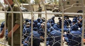 أسرى حماس الإداريون بالنقب يهددون بالإضراب