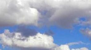 الطقس: اجواء غائمة جزئيا ولا تغير على درجات الحرارة