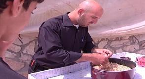 بالفيديو... سامر جبر... كفيف يحمل شهادة جامعية ويعيش ببيع الترمس