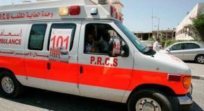 إصابتان في حادث سير شرق بيت لحم