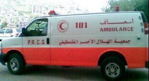 مصرع مواطنين في حادث سير على طريق نابلس رام الله