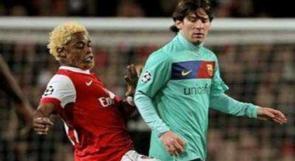أنباء عن وجود نائب الرئيس الرياضي لبرشلونة في لندن للتعاقد مع سونج