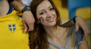 بالصور...اجمل مشجعات يورو 2012