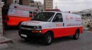 مصرع مواطنين في حادث سير شرق الخليل