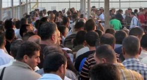 معاريف :الحكومة الإسرائيلية تبحث منح 5 آلاف تصريح للعمال الفلسطينين