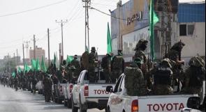 يديعوت: حماس بنت وحدة نخبة  للقتال البحري