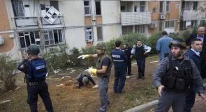 صواريخ المقاومة تصيب أربعة إسرائيليين في منطقة النقب