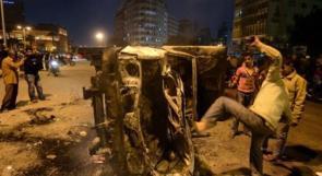 مقتل 4 مصريين في بورسعيد