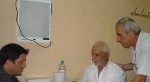 جمعية الكتاب المقدس الفلسطينية وعيادة المستشفى الانجيلي ينظمان يومين طبيين للعيون في الزبابدة