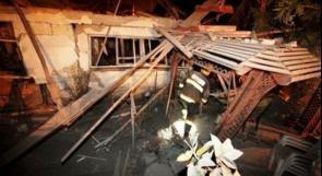 """25 مصابًا إسرائيليًا بصاروخ على """"نتيفوت """""""
