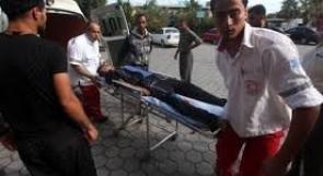 اصابة 5 مواطنين برصاص الاحتلال شرق بلدة جباليا