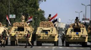 مقتل ضابط مصري في دلتا النيل