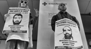 قعدان وعز الدين مستمران في الإضراب حال تجديد اعتقالهما