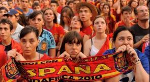 الإسبان يغزون كييف استعدادا لنهائى اليورو