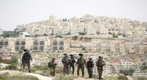 للمرة الثانية.. الاحتلال يأخذ قياسات المباني المهددة بالهدم في وادي الحمص