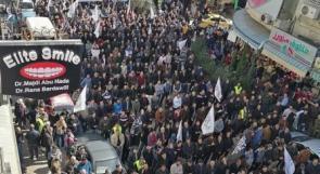 حزب التحرير يطالب السلطة بالإفراج الفوري عن عناصره السبعة المعتقلين لديها