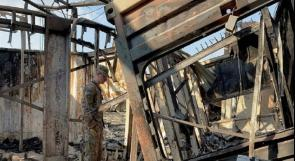 الجيش الأمريكي يعترف بإصابة 11 جنديا بالصواريخ الإيرانية