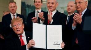 """فتح: لن تجد أميركا و""""إسرائيل"""" رئيسا واحدا يشتري بضائعهم الفاسدة"""
