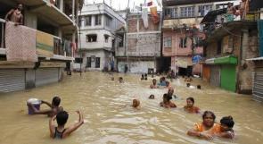 164 هندياً ضحايا الفيضان