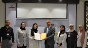طلاب من جامعة خضوري يؤسسون شركة خدماتية