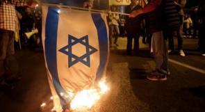 """البحرين.. السجن 3 سنوات لمواطن أحرق علم """"إسرائيل"""""""