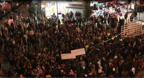حراك الضمان الاجتماعي لـوطن: سنبقى في الشارع حتى تستجيب الحكومة وتلغي القانون