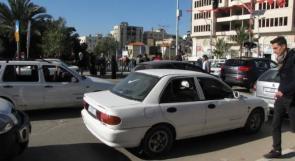 """خاص لـ """"وطن"""": بالفيديو.. غزة: ارتفاع تسعيرة المواصلات يرهق طلبة الجامعات"""