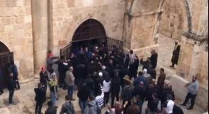 """الهيئات الدينية في القدس ترفض إغلاق مصلى """"باب الرحمة"""""""